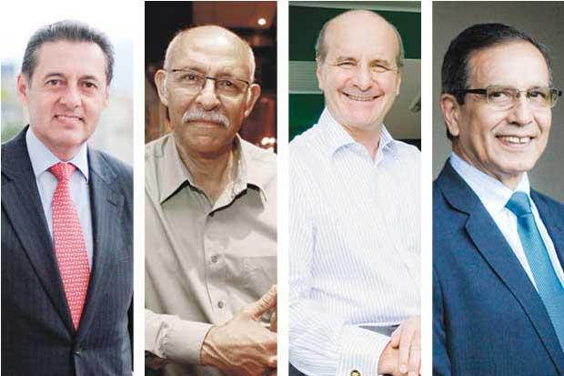 Precandidatos de Liberación Nacional apoyarán al ganador de la convención