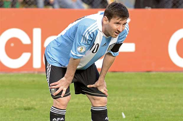 Argentina busca un respiro en La Paz
