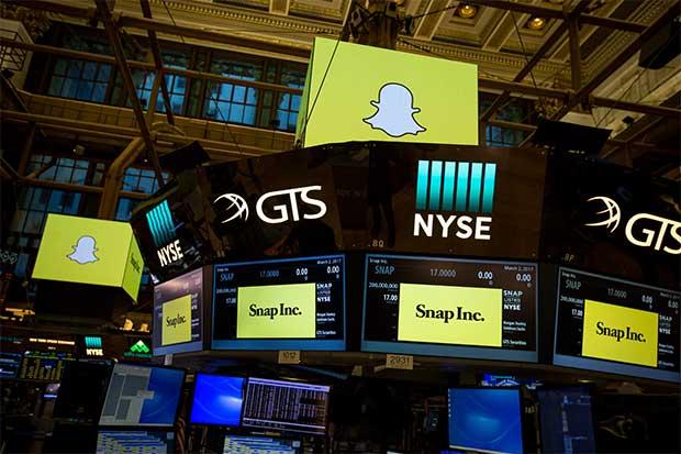 Wall Street recomienda comprar acciones de Snap