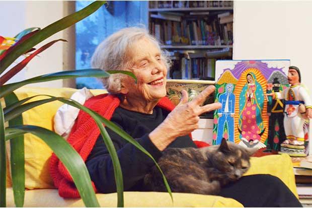 Elena Poniatowska y su recuerdo de Costa Rica
