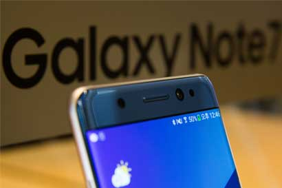 Samsung reciclará y rentará los Note 7