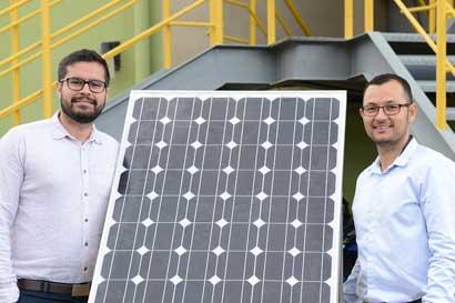 UCR aporta herramientas para integrar energía solar en esquema energético del país