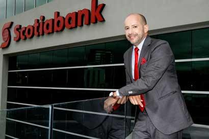 Scotiabank es el primer banco en afiliarse a Cámara de Comercio Diversa de Costa Rica