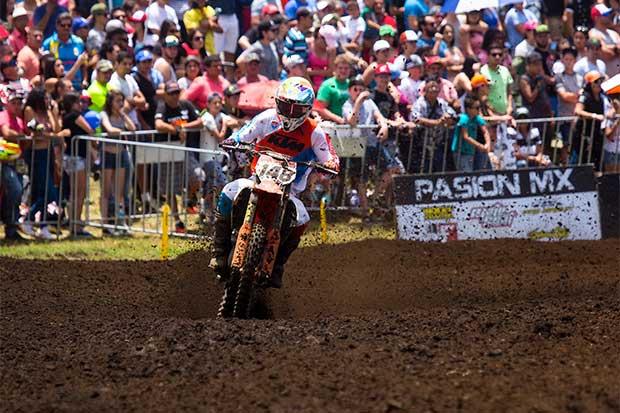 Estadounidenses subyugaron motocross nacional