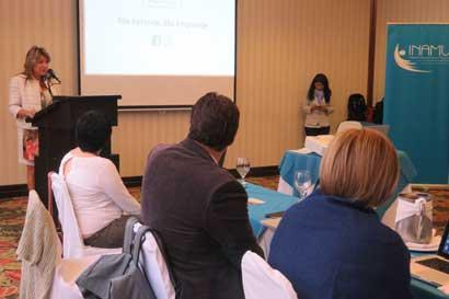 Inamu y Facebook se unen para cerrar brecha digital de mujeres