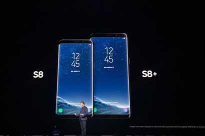 Estas son las características del Samsung S8 y S8 Plus