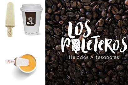 """Los Paleteros y Café Britt se unen para lanzar el """"Café Paletero"""""""