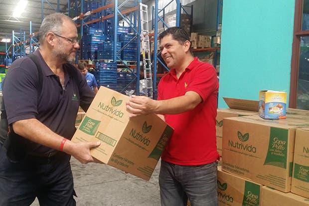 Organizaciones sin fines de lucro se unen para mejorar dieta de personas en pobreza