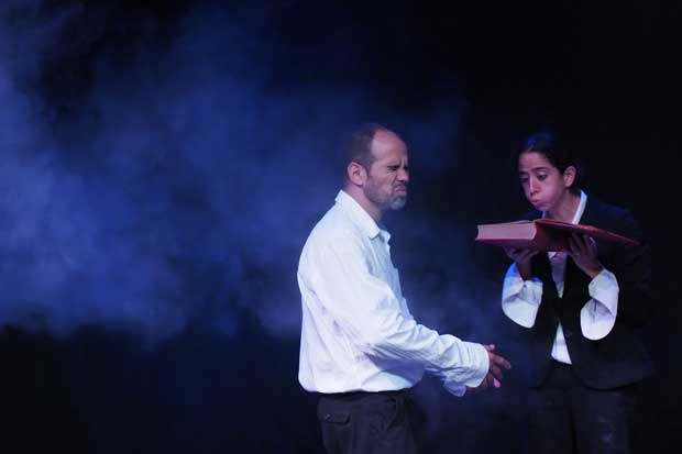 """Entre quijotes"" llega al Teatro Espressivo"