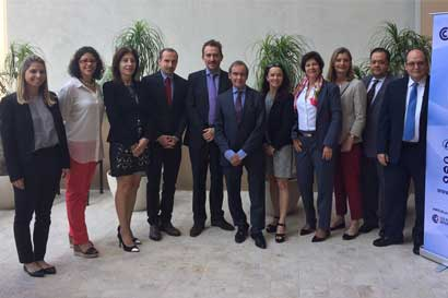 San José recibe reunión de cámaras francesas de Industria y Comercio