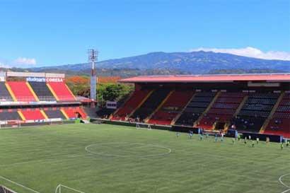 Canchas de Alajuelense se podrán alquilar vía web a partir de abril