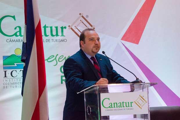 Pablo Heriberto Abarca dejará de presidir Canatur mañana
