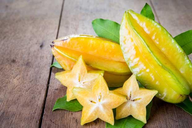 La fruta estrella
