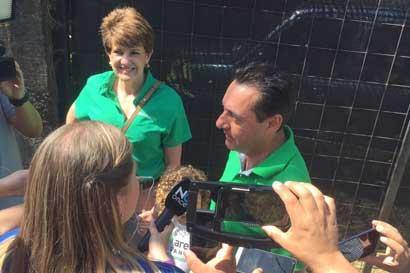 Álvarez no le daría espacio a José María Figueres en gabinete