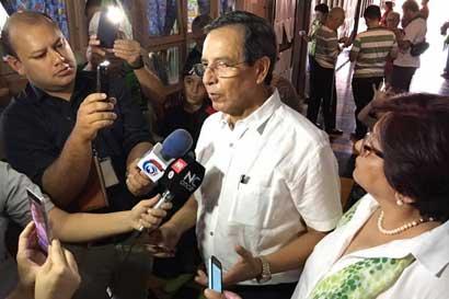 González confía en el voto silencioso