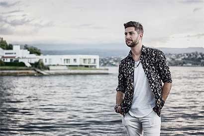 Cantante Maxi Pardo ofrecerá concierto en Costa Rica