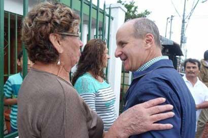 """Figueres: """"En la política se gana o se pierde"""""""