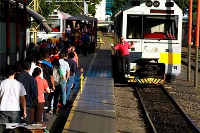 Incofer pierde ingresos por usuarios que no pagan su pasaje de tren