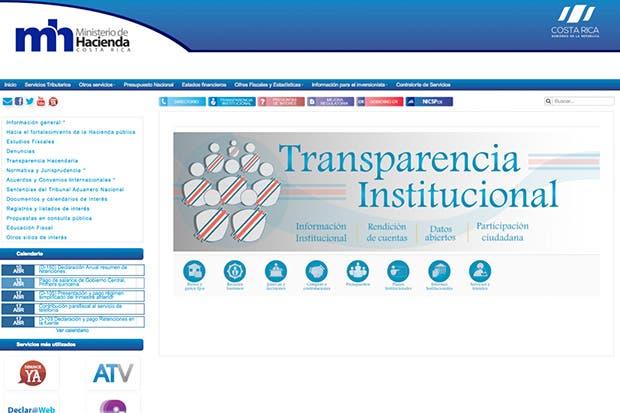 Nuevo estándar buscará fortalecer la transparencia de instituciones públicas