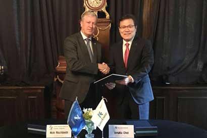 BCIE y Korea Eximbank impulsarán exportaciones centroamericanas