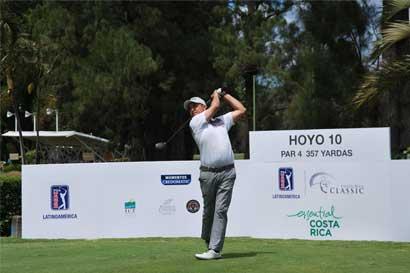 Diez golfistas ya clasificaron al Essential Costa Rica Classic