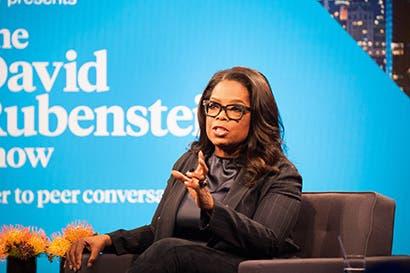 Oprah: la mejor pagada en Weight Watchers, y la más ausente
