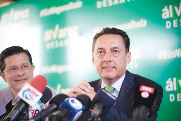 Álvarez está renovando base del PLN