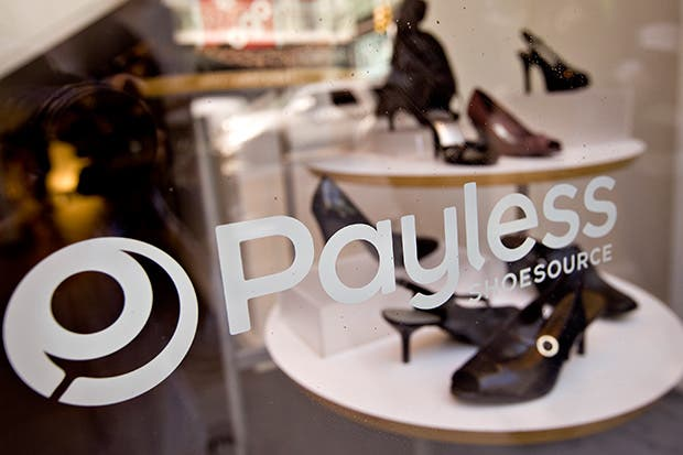 Zapatería Payless se acoge a protección por bancarrota en EE.UU.