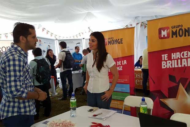 Grupo Monge ofrece 20 puestos en feria de empleo en Alajuela
