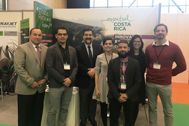 TEC expuso en feria de biotecnología más importante de Europa