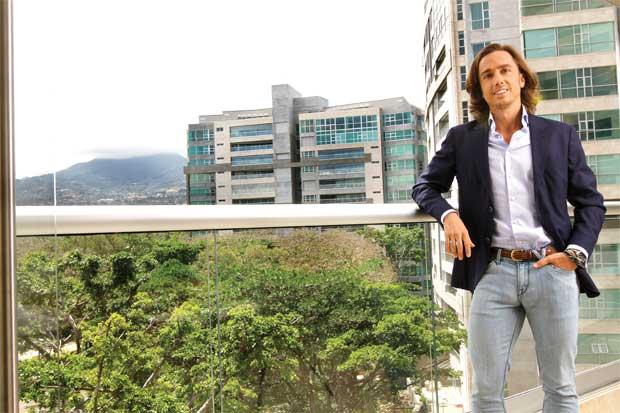 Iago Cuesta, triunfador extranjero