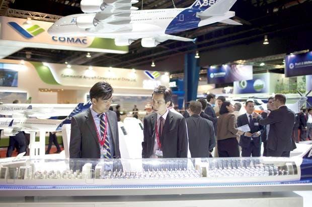 Aerolíneas revelan innovaciones para interiores de aeronaves