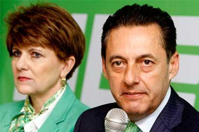 Último corte da ventaja de 15 mil votos a Álvarez Desanti