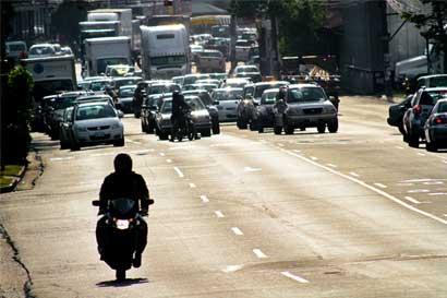 Semana Santa sin restricción vehicular