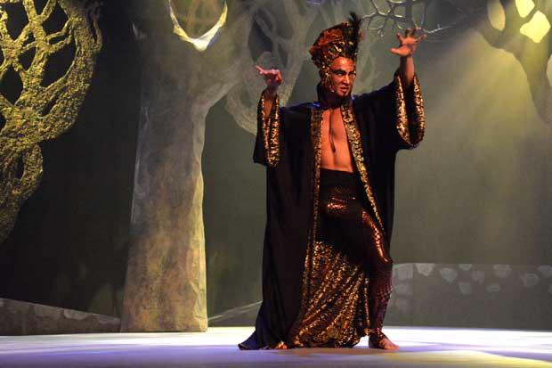 """""""El pájaro de fuego"""" regresa al Teatro Nacional"""