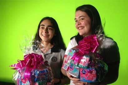Jóvenes representarán el país en Olimpiada Europea Femenina de Matemáticas
