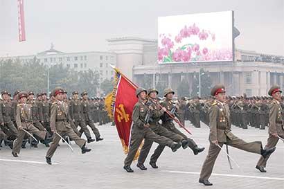 Corea del Norte lanzó misil balístico antes de reunión Xi-Trump