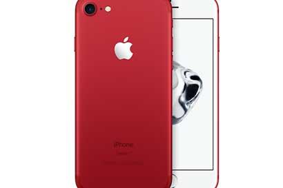 iPhone rojo ya está disponible en el país