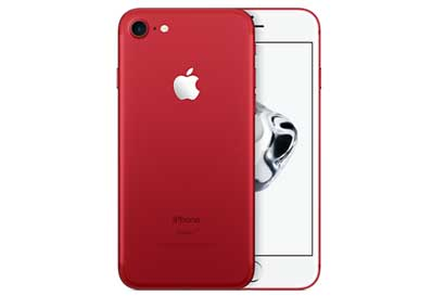 iPhone rojo ya está disponible en el país