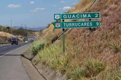 Ruta 27 tendrá reversibilidad jueves, sábado y domingo santos