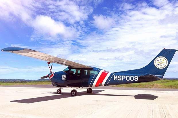 Vigilancia Aérea patrullará playas durante Semana Santa