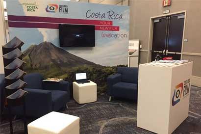Costa Rica se promociona en Los Ángeles como locación para películas