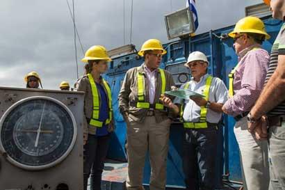 ICE inicia construcción de línea de transmisión de Las Pailas II