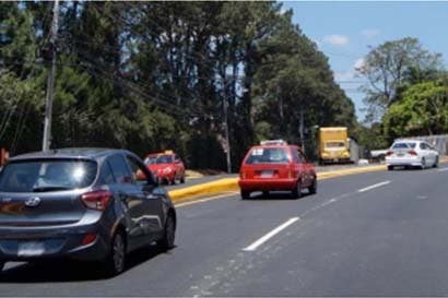 Parada final de interlíneas en Heredia cambiará mañana