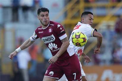 Saprissa, el mejor equipo de Costa Rica en 2016