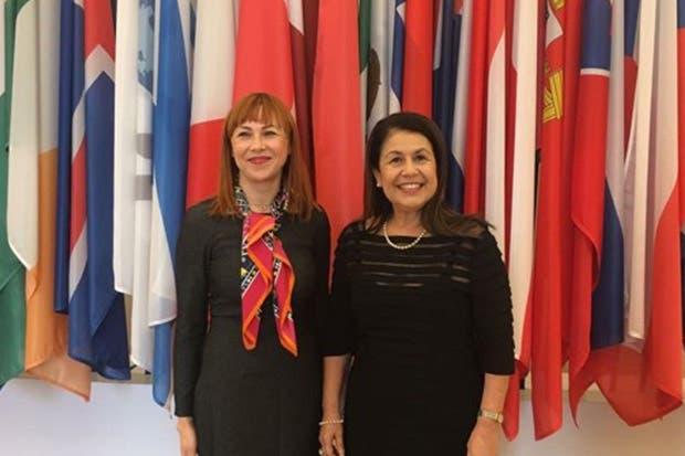 Ministra de Educación presentó sistema costarricense ante la OCDE