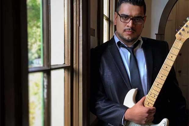 José Ramírez llenará de blues el Teatro Eugene O'Neill