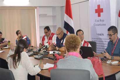 Operativo de Cruz Roja en Semana Santa incluye 109 puestos de atención