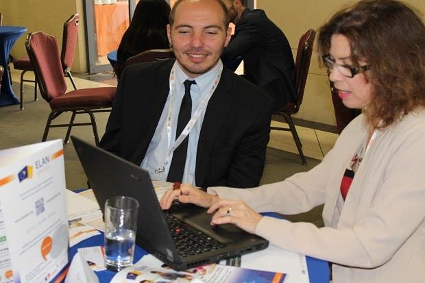 Emprendedores tecnológicos participan en el encuentro ELAN Network