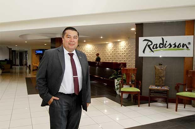 Hotel Radisson premiado por servicio al huésped